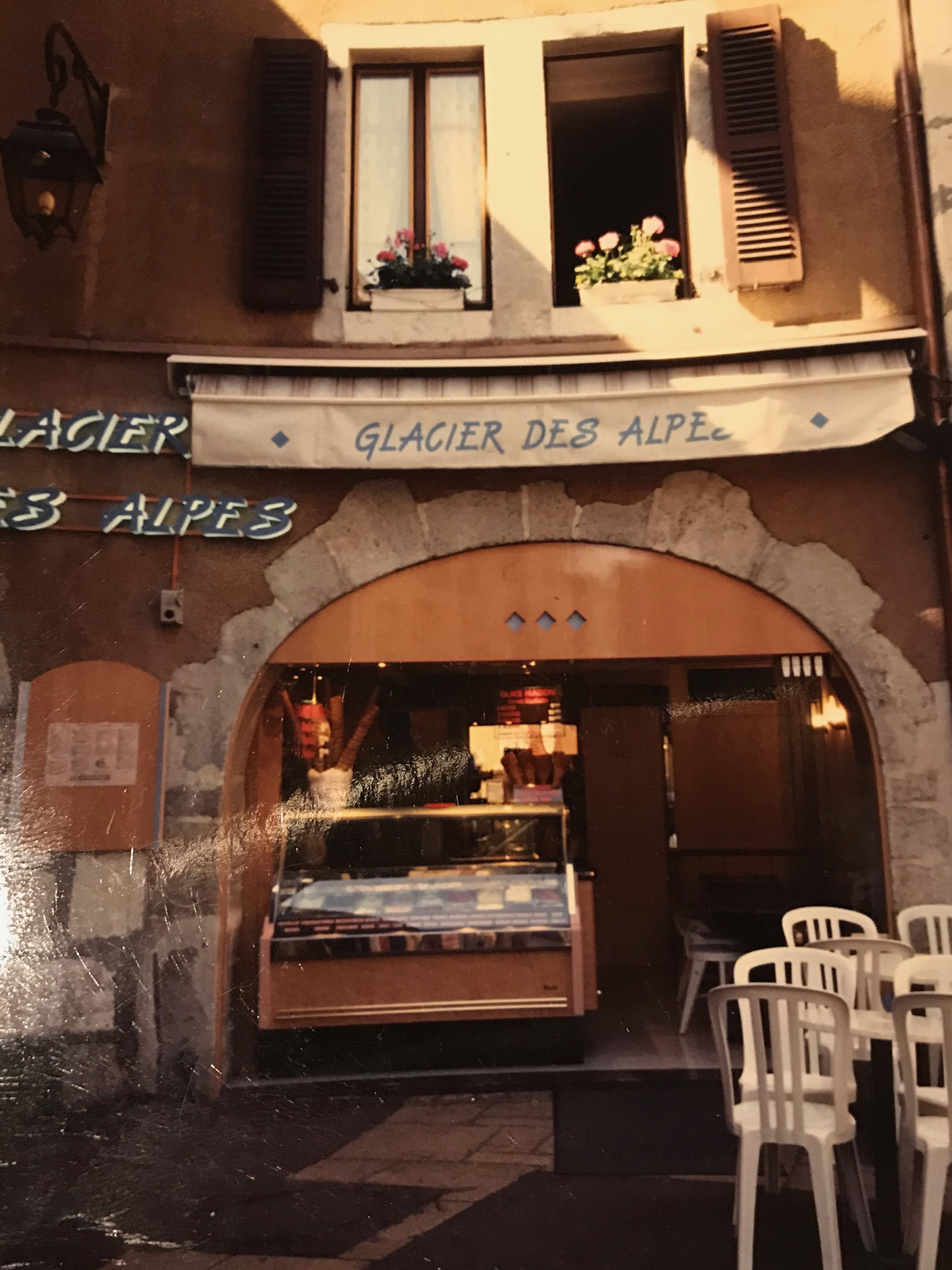 Le Glacier des Alpes | 1994